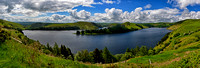 Clywedog reservoir and hafren forest wildcamp June 2014_Panorama_2b